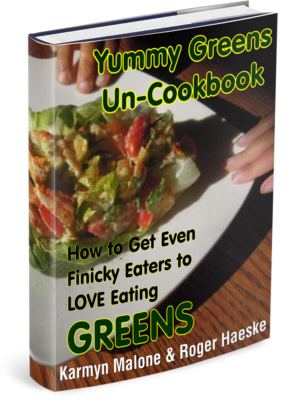 Yummy greens this will help to make your raw recipes taste pretty darn good even if some of your recipe ingredients just arent up to par forumfinder Gallery